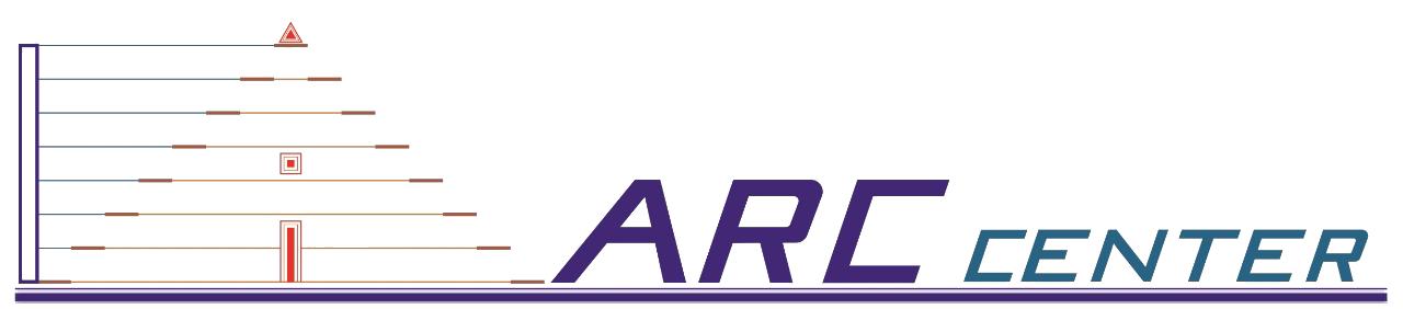 ARCCENTER,NET Logo